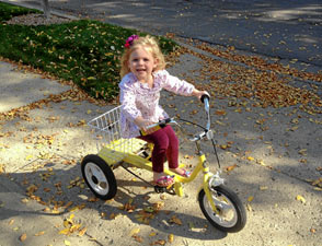 Kid's Bike - Small Trike
