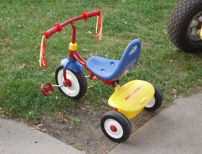 Kid's Bike - Radio Flyer Trike