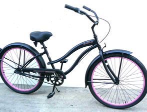 Traditional Bike - Cruiser