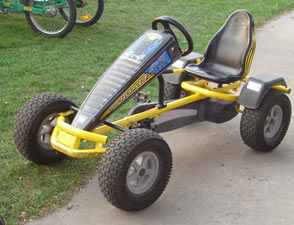 Pedal Go Cart - Buster 4x4
